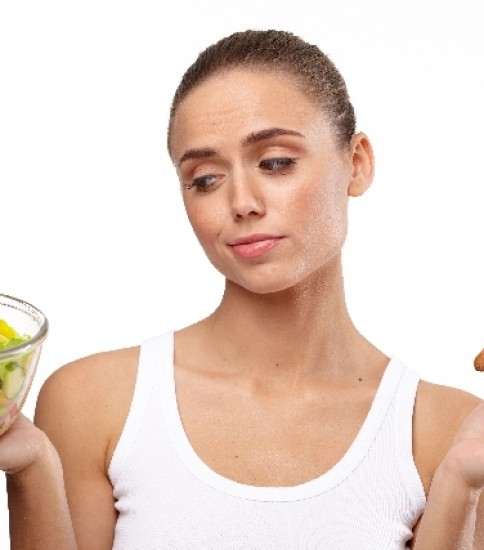 炭水化物ダイエットでリバウンドなしダイエット!